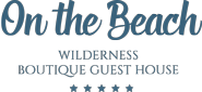 On the Beach Guest  House Wilderness Logo